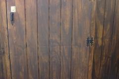 Kiosko Detalle puerta