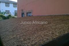 Pergola de Junco Africano en Otura 3