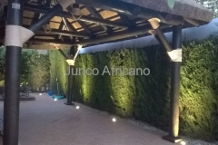 Union con Cuerda Decorativa Pergola
