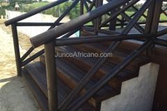 Escalera de Madera IPE Granada