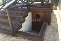 Escalera de Madera Otura