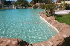 Piscinas Torpical Hotel