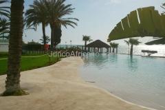 Piscina Tropical Jardin y Pergola