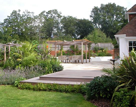 Construccion de Jardines